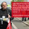 Uwe Hiksch zu TTIP und CETA
