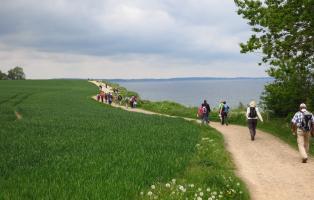 NaturFreunde-Bundeswandertage 2013 an der Ostsee