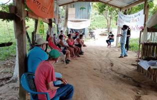 Die MADJ führt Workshops in Gemeinden durch