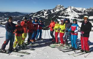 NaturFreunde-Skigruppe